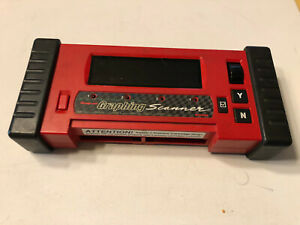 Snap On Mtg2500 Graphing Scanner Version 6 0 Body Only Mt2500