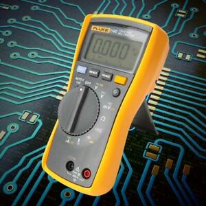 Fluke 116c Current Resistance Continuity Frequency Ohm Tester Digital Multimeter