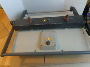 Seal Heavy Duty Commercial 210 Dry Mount Laminating Press 22 X18