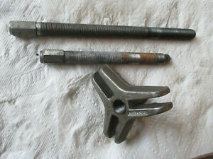 Snap on Williams Pressure Screw Puller Yoke Set Cg 273 2 And Cg 270 11a