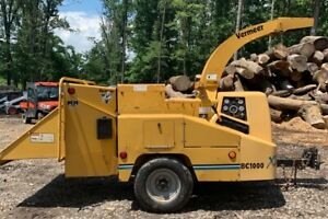 Vermeer Bc1000xl With Only 574 Hours 2786