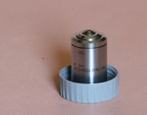 Reichert Plan Apo 150x Ik 0 95 Microscope Objective