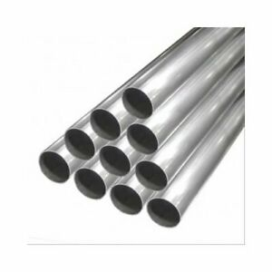 Stainless Works Stainless Steel Straight Exhaust Tubing 3ss 4