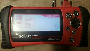 Snap On Scanner Solus Pro   OEM, New and Used Auto Parts For All