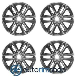 Ford F150 2013 2014 22 Factory Oem Wheels Rims Set