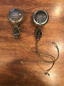 2 Us Pioneer 400 Backup Light 1930s 1940s 1950s Ford Chevy Dodge Gm Buick Rod X2