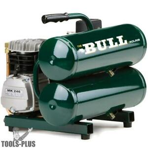 Rolair Fc2002 2 Hp Single Stage The bull Hand Carry Air Compressor O b