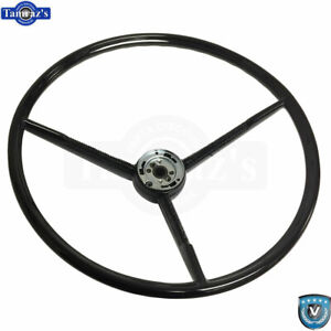 60 63 Falcon Comet 61 70 Ford Truck Ranchero O e Style Steering Wheel Black