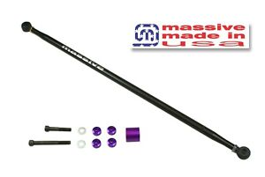 Mss Panhard Adjustable Bar Rod 05 14 Mustang Gt 500 S197 W Dust Boot Corrected