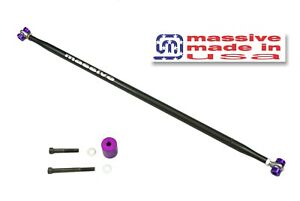Massive Panhard Adjustable Bar Rod 05 14 Mustang Gt 500 Relocate Corrected S197