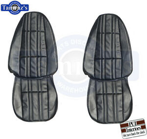 1975 1976 Nova Front Rear Seat Covers Upholstery Pui New