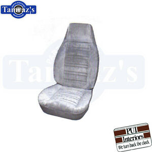 86 88 92 Camaro Standard Front Seat Upholstery Covers New Pui