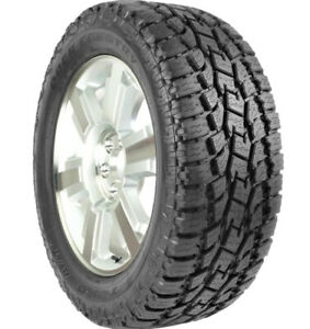 4 Toyo Open Country A t Ii Xtreme Lt 295 65r20 129 126s E 10 Ply All Terrain