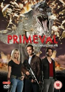 Primeval Series 5 [DVD] By Ciarán McMenaminAndrew-Lee Potts.