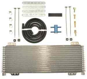 Tru cool Max Transmission Oil Cooler 40 000 Gvw Low Pressure Drop With Bypass