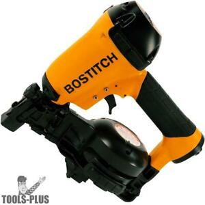 Bostitch Rn46 1 3 4 To 1 3 4 15 Deg Coil Roofing Nailer New