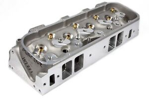 Brodix 2020001 Bb 2 Plus Bare Aluminum Cylinder Head Fits Big Block Chevy