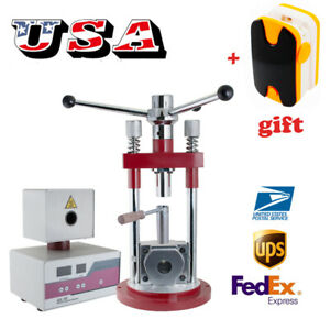 Dental Flexible Invisible Denture Injection System Press Machine 400w Oximeter