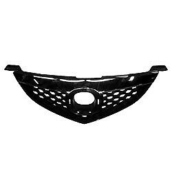 New Grille Chrome Molding Front For Mazda 3 2007 2009 Ma1200186 4 door