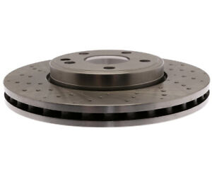 Disc Brake Rotor r line Front Raybestos 982093r Fits 2014 Mercedes Cla45 Amg