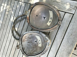 1939 Chrysler Car Automoble Headlight Buckets With Wiring