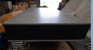 Newport Granite Plate With Honeycomb Table Top 4 Feet X 8 Feet X 1 inv 5113