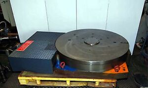 Walters Rotary Table 43 5 In Diameter inv 19486
