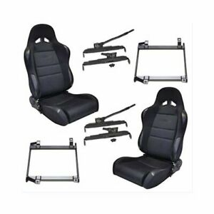 Summit Racing Seat And Seat Bracket Pro Pack 27 0018