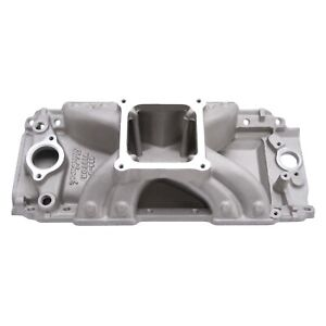 Edelbrock 2909 Victor 454 O Intake Manifold Fits Big Block Chevy 396 502