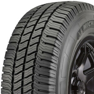 2 New Michelin Agilis Crossclimate 285 70r17 Load E 10 Ply Commercial Tires