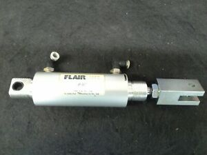 Flairline Sp 3017 Double Acting Pneumatic Cylinder Max Psi 250 1 4 Ports