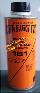 Acrylic Enamel Wet Look Hardener Auto Body Shop Paint Supplies Car Paint Restore