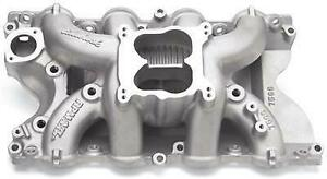 Edelbrock Performer Rpm Air Gap Big Block Bbf 429 460 Dual Plane Intake Manifold