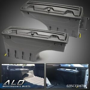 For 02 18 Dodge Ram 1500 2500 3500 Truck Bed Storage Box Toolbox Left