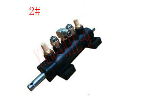 1x Tyre Changer Machine Parts Five Way Valve Metal Joint Quick Release Air Valve