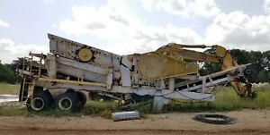 1997 Elrus 2036 Jaw Crusher