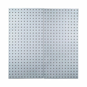 Triton Stainless Locboard Kit two 18inx36in Boards 9 Sq Ft Storage Lb18s kit