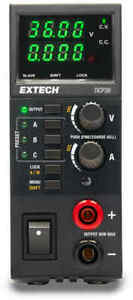 Extech Dcp36 80w Switching Mode Dc Power Supply