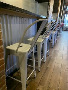 Commercial Restaurant Style High Chair set Of 10