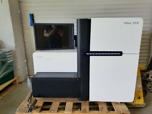 Illumina Hiseq 2500 15034176 Rev A Dna Sequencer Next Gen Sequencer