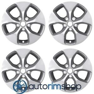 Kia Rondo 2014 2015 2016 16 Oem Wheel Rim Set