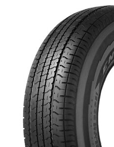 4 New Goodyear Endurance St 225 75r15 Load E 10 Ply Trailer Tires
