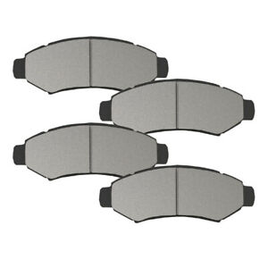 Front Ceramic Brake Pads For 2002 2003 2004 2005 2006 Ford Expedition