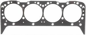 Fel Pro 1094 Chevy Small Block 350 V8 Head Gasket 4 100 Bore 015 Compressed