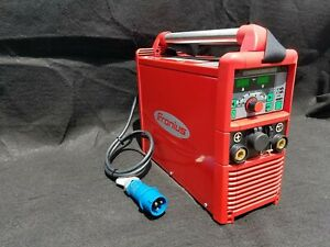 Free Ship new Fronius Transtig 2200 Job Tig Welder Single Ph Power Source Trans