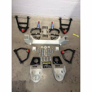 Front End Mustang Ii 2 Ifs Kit For 74 78 Ford Mustang Fits Wilwood