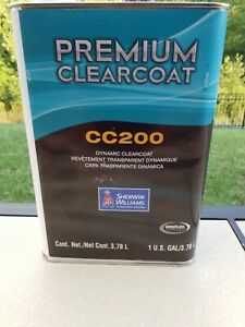 Sherwin Williams Cc200 Dynamic Clearcoat 1 Us Gal Factory Sealed Free Shipin