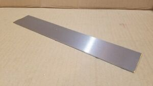 O1 Tool Steel 3 32 X 2 12 Long Bar Knife Making Stock Billet