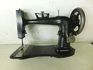 Antique C1900s Treadle Sewing Machine Domestic 591126 Head Only