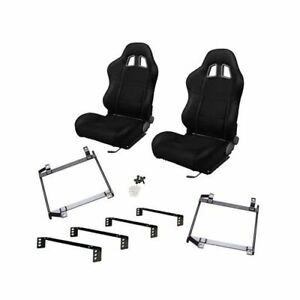 Summit Racing Sport Seat Combo Csum4014